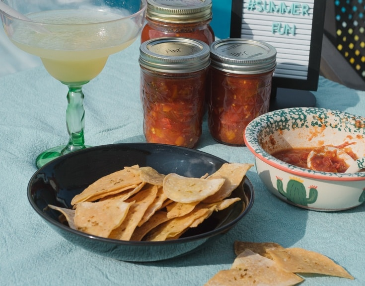 mexican salsa party