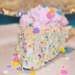 no bake rainbow cheesecake