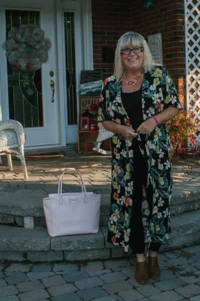 Target Kimono and a Few of Ageing