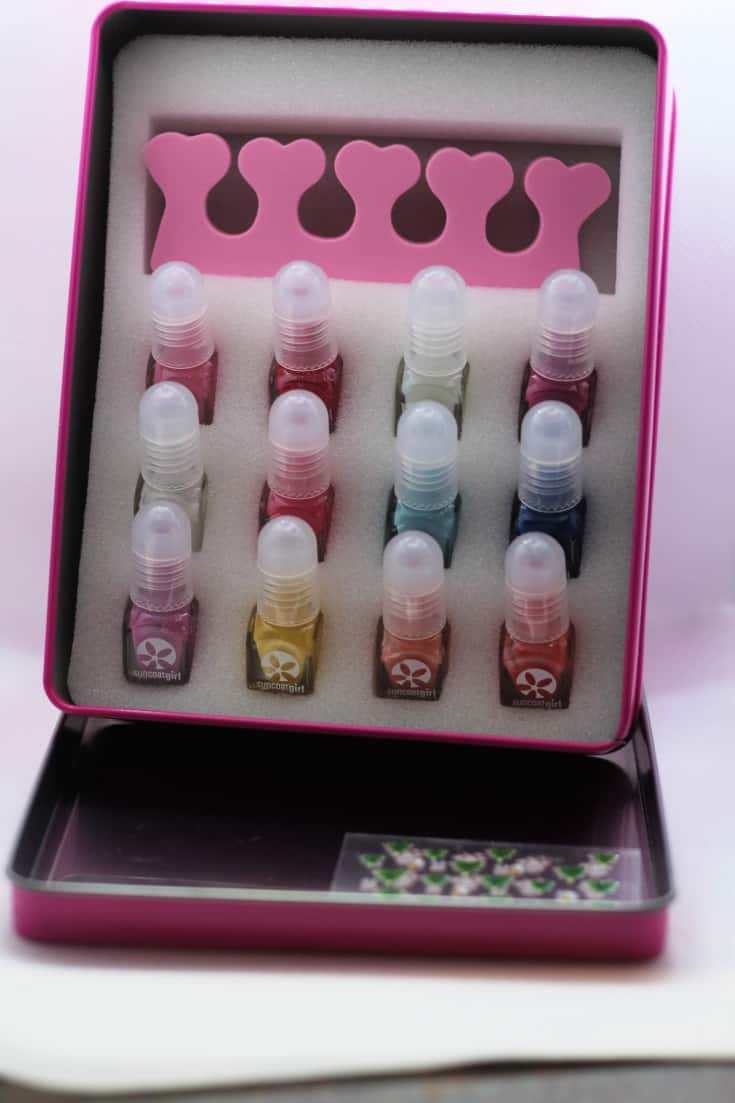 suncoat polish for the suncoat girls gift guide