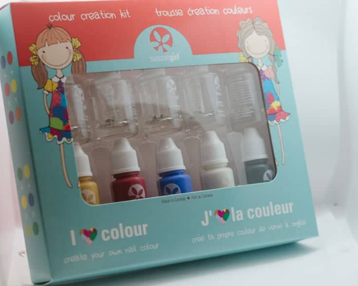 diy colour kit