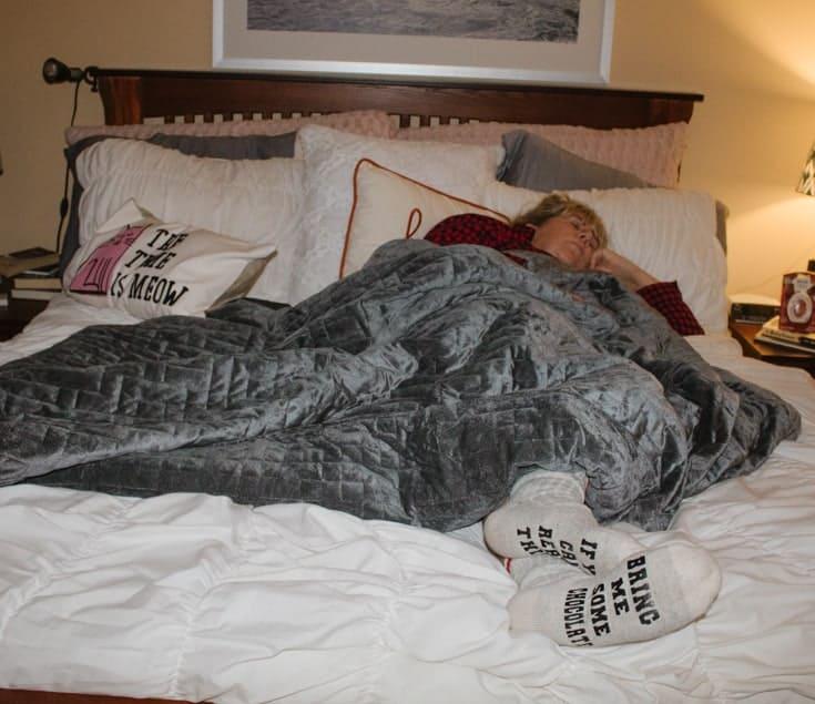 tune blanket and sleep