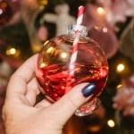 christmas drink balls