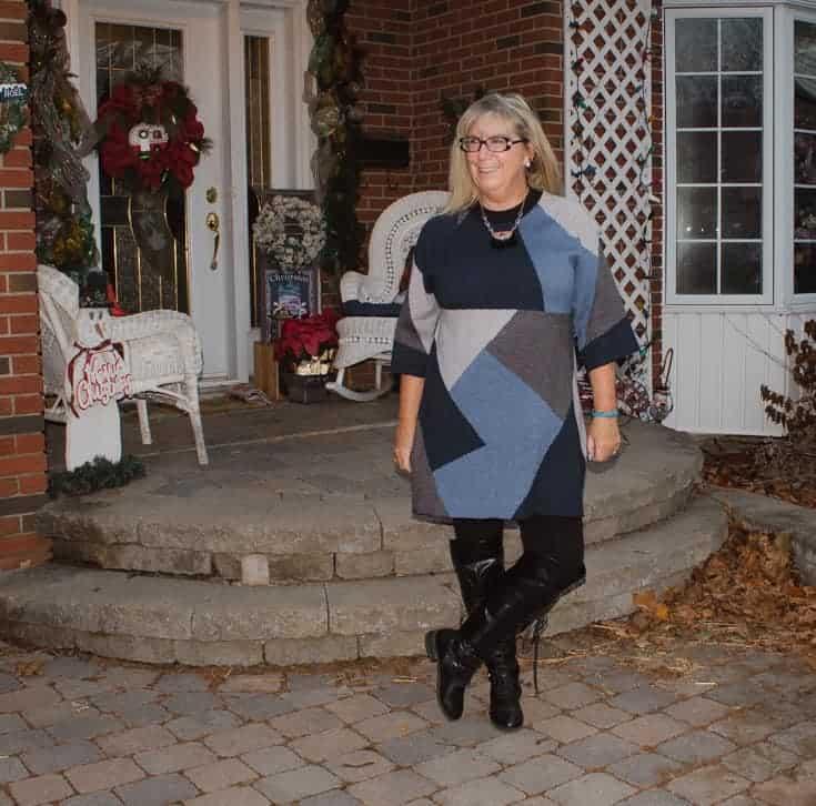 eva trends patchwork tunic 2