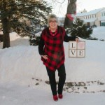 Valentine's in Buffalo Plaid 2