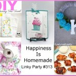 Happiness is Homemade, Link Party #313