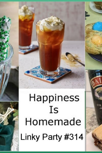 Happiness is Homemade  #314