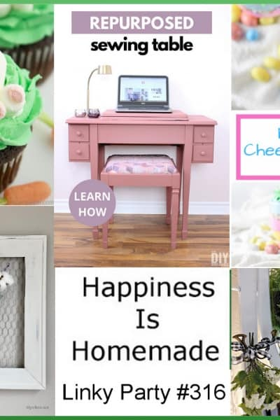 Happiness is Homemade, #316
