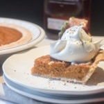 Bourbon pumpkin pie-63