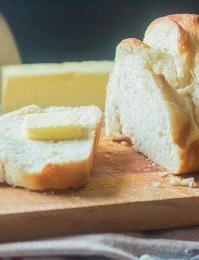 KitchenAid Homemade White Bread
