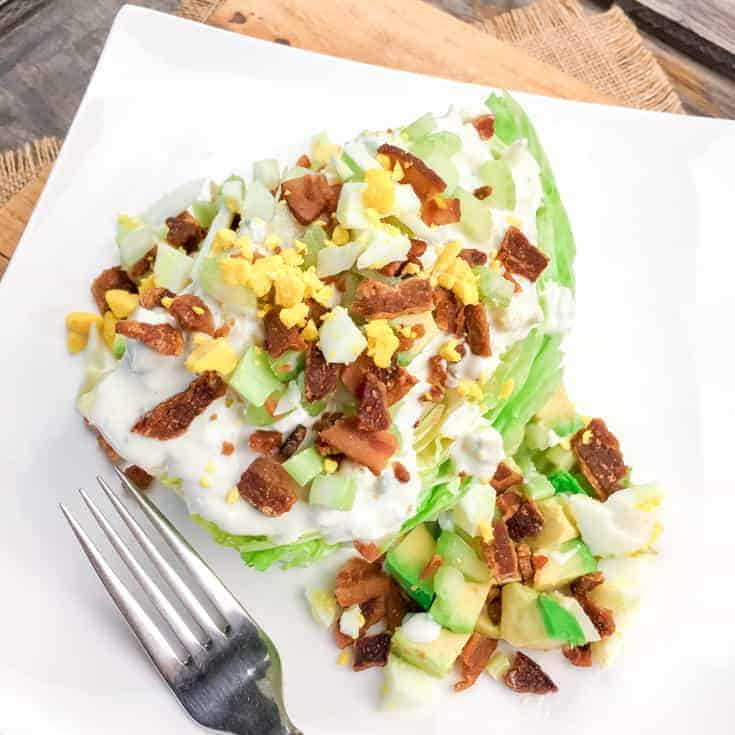 tasty wedge salad