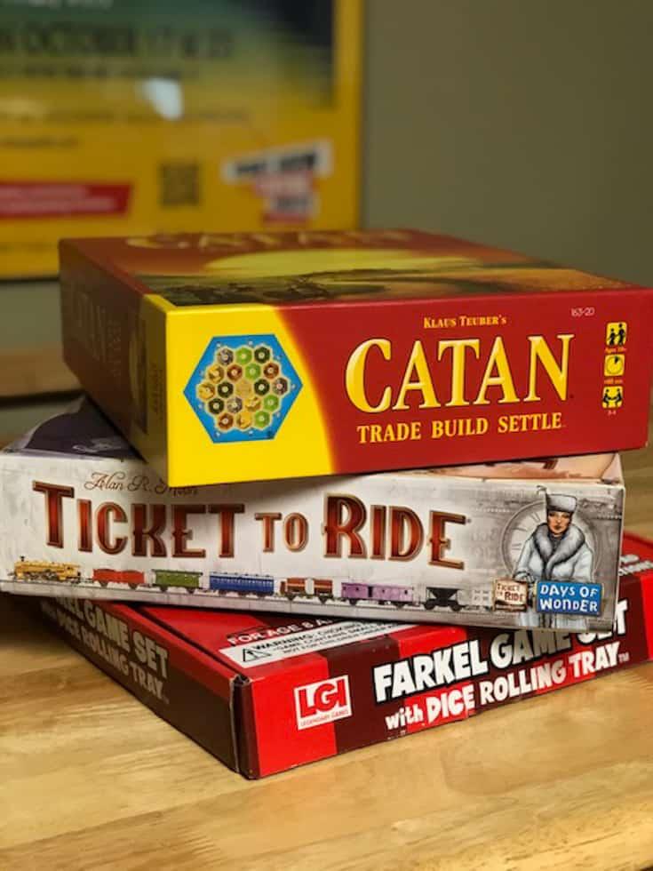 2020 board games
