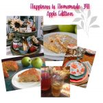 apple happiness is homemade