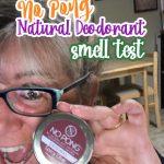 no smell test