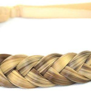 Synthetic Hair Braided Headband