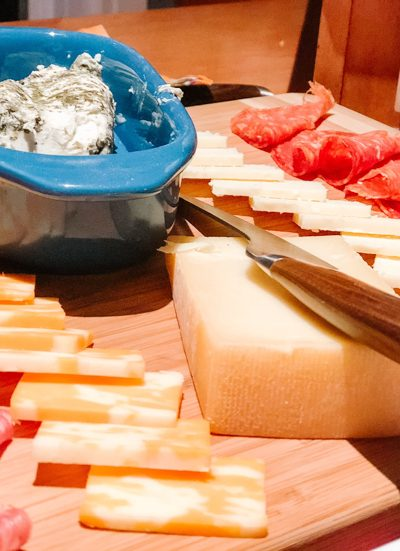 Saputo's Cheese Collection Boxes