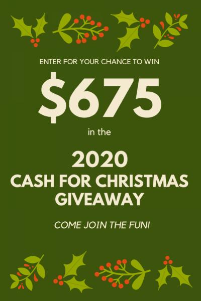 2020 Christmas Giveaway