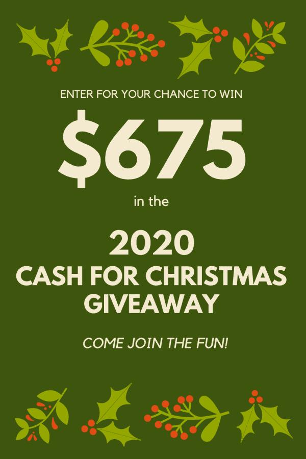 christmas giveaway 2020