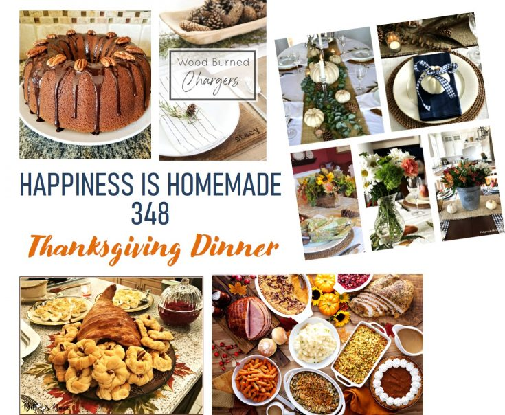 Happiness is homemade 368 features
