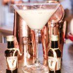 a glass of Amarula coco