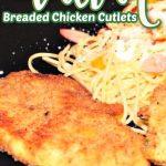chicken cutlet pin