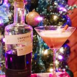 clover cove made with empress gin