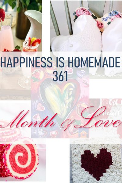 Happiness is Homemade 361