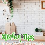 kitchen time saver pin