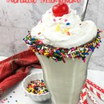 vanilla milkshake pin