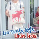 eva trends and summer style pin