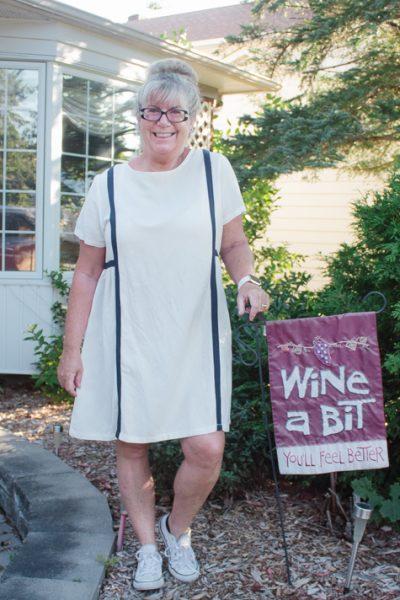 Eva Trends White Linen