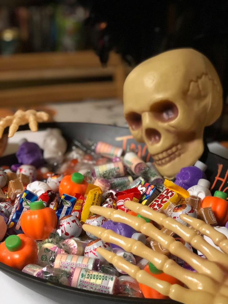 chacuterie for Halloween