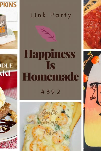 Happiness is Homemade 392