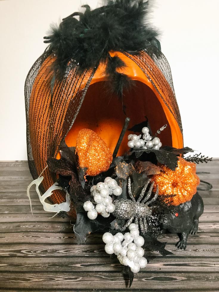 Halloween umpkin lantern
