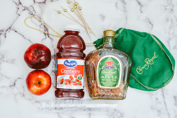 apple cran shooter ingredients