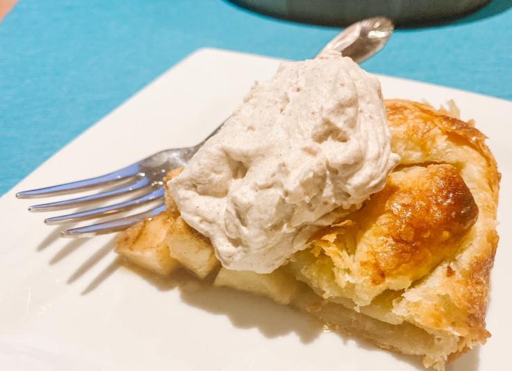 thanksgiving apple dessert