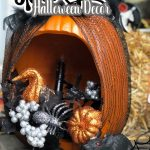 pumpkin lantern pin