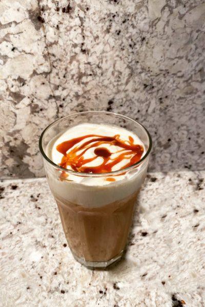 Jules' Salted Caramel Iced Coffee