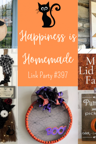 Happiness is Homemade 397