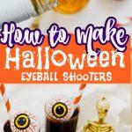 making eyeball shooters pin