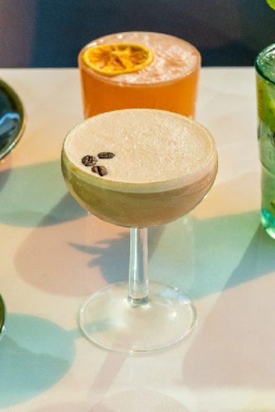 Pumpkin-Spiced Espresso Martini