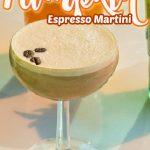 Pumpkin Spiced Espresso Martini